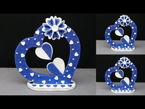 Beautiful Showpiece For Home Decoration Home Decoration Ideas Handmade Diy Crafts Youtube Diy Birthday Decorations Crafts Crepe Paper Crafts