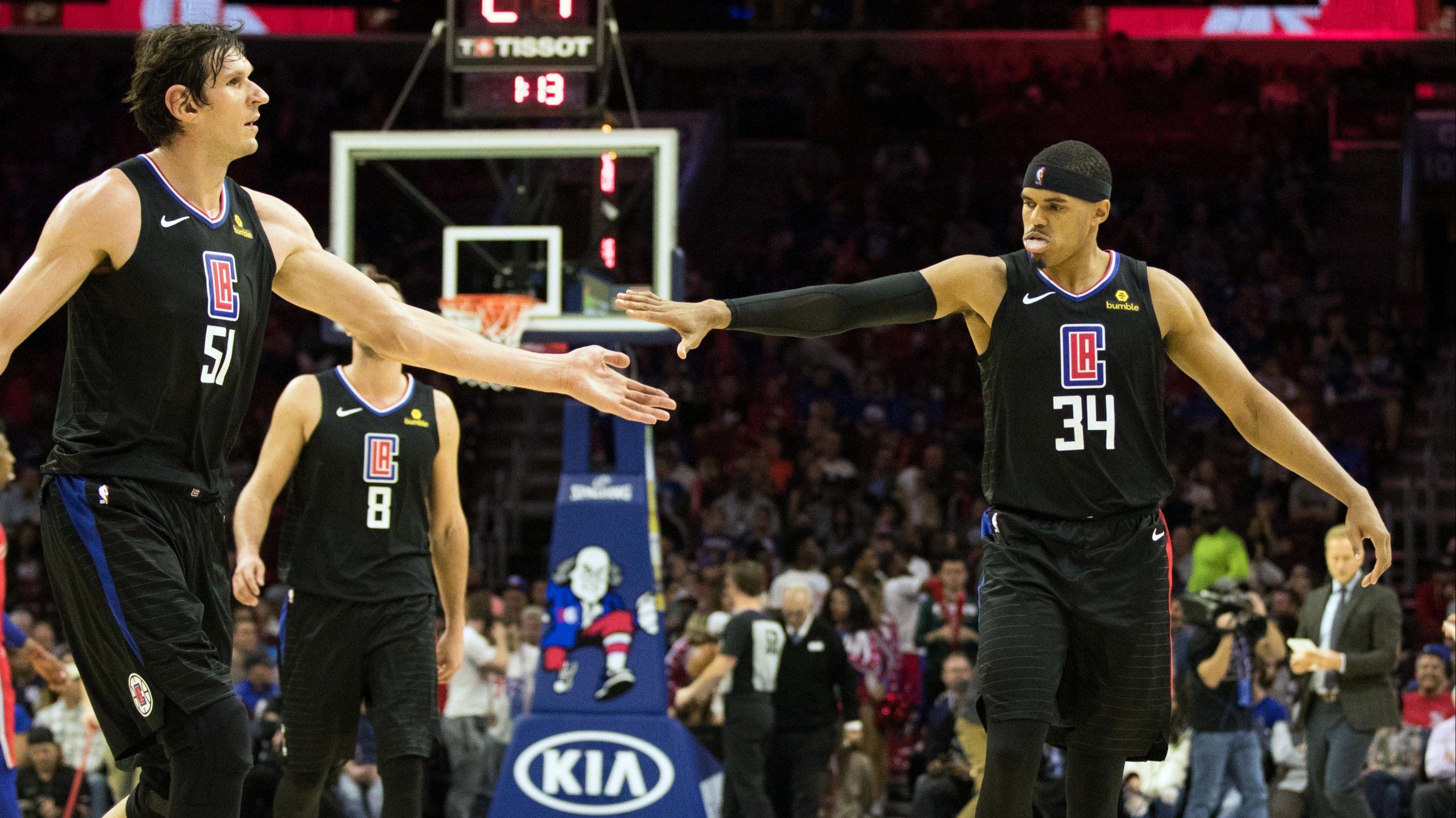 Thoughts Philadelphia 76ers trade for Tobias Harris Boban