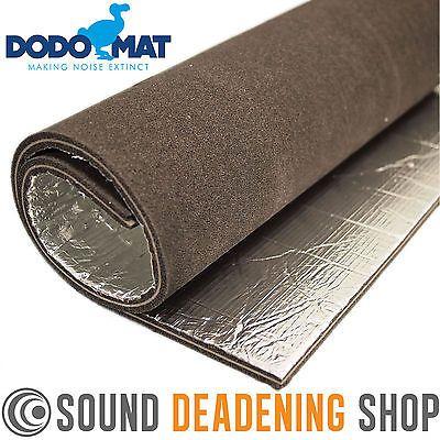 Dodo Sound Stopper Mlv 15mm Car Van Proofing Insulation Mat Acoustic Foam Line View More On The Link Http Sound Deadening Insulation Rv Interior Design