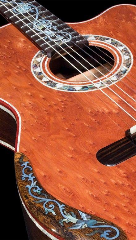 Bellucci Guitars Bellucci Guitars Featured Models Custom Acoustic Guitars Guitar Guitar Inlay
