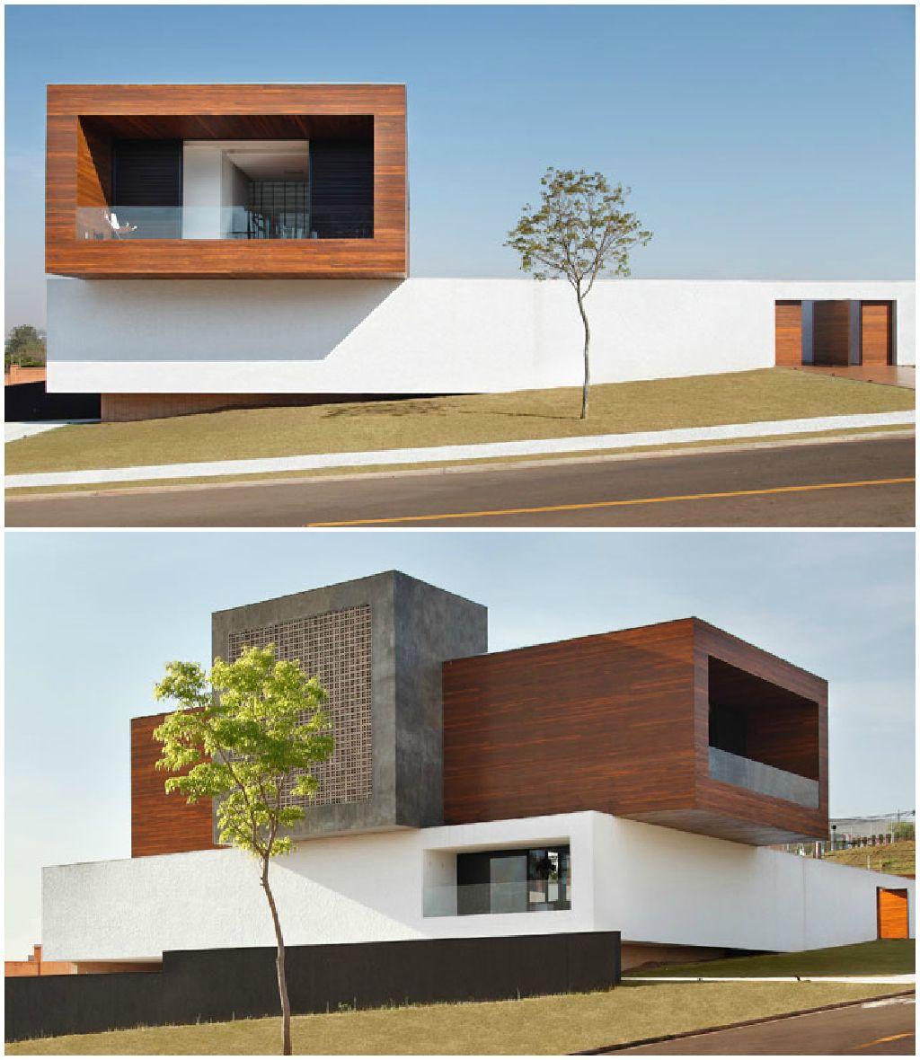 Space pinterest fachadas arquitectura y casas for Casa minimalista veracruz