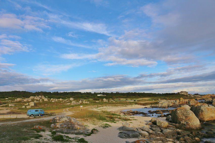 Spanien: Die schönsten Stellplätze in Spaniens Nordwesten - SPIEGEL ONLINE
