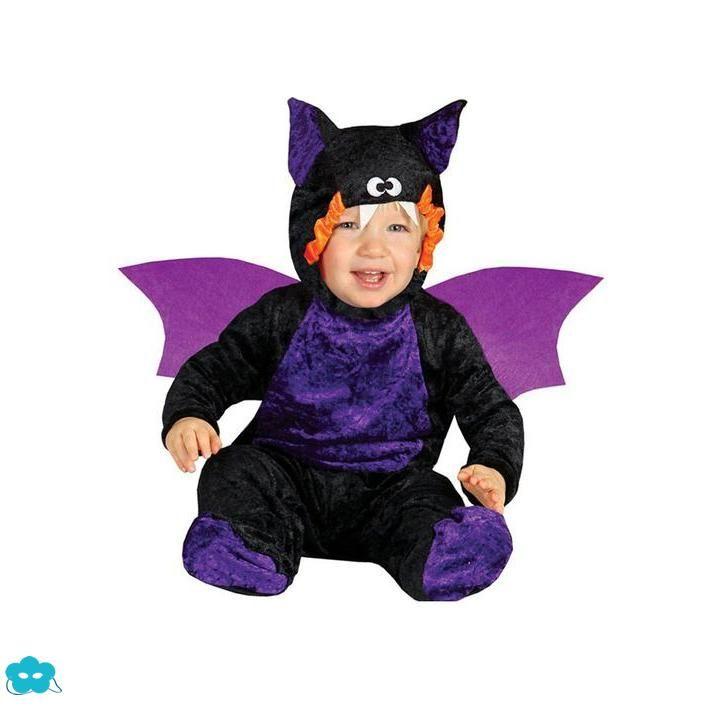 Disfraz de murcilago para beb Disfraces Halloween para beb