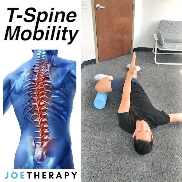 14 6k Likes 244 Comments Joe Yoon Joetherapy On Instagram Do You Have T Spine Rotation S Mobility Exercises Posture Exercises Yoga For Flexibility