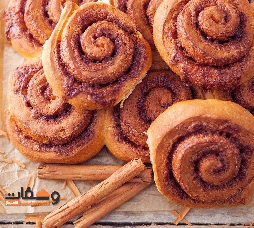 طريقة السينابون الاصليه في المنزل افضل 10 من المطاعم Food Desserts Cookies