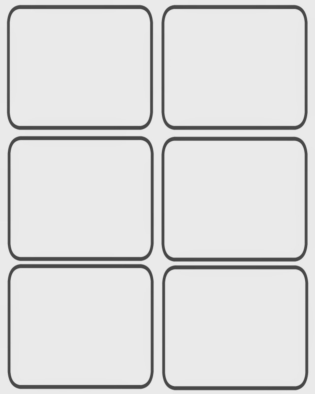 Blank Magic Card Template New Blank Game Cards Theveliger Flash Card Template Printable Playing Cards Free Printable Card Templates