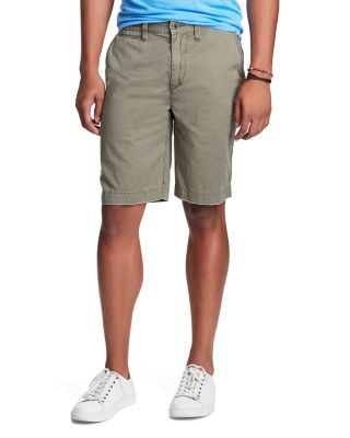 POLO RALPH LAUREN Twill Surplus Relaxed Fit Shorts. #poloralphlauren #cloth #shorts