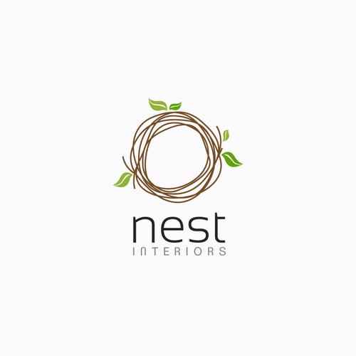 Nest Logo Inspo Bird Logo Design Pet Logo Design Nest Logo