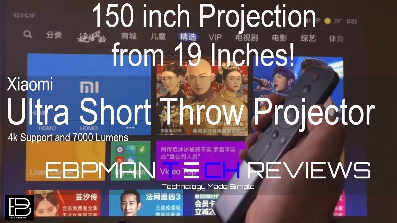 In-depth Review | Xiaomi WEMAX ONE Ultra Short Throw Laser