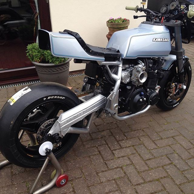 Motorcycle Turbo Modified: Racefit Kawasaki Z1 Turbo …