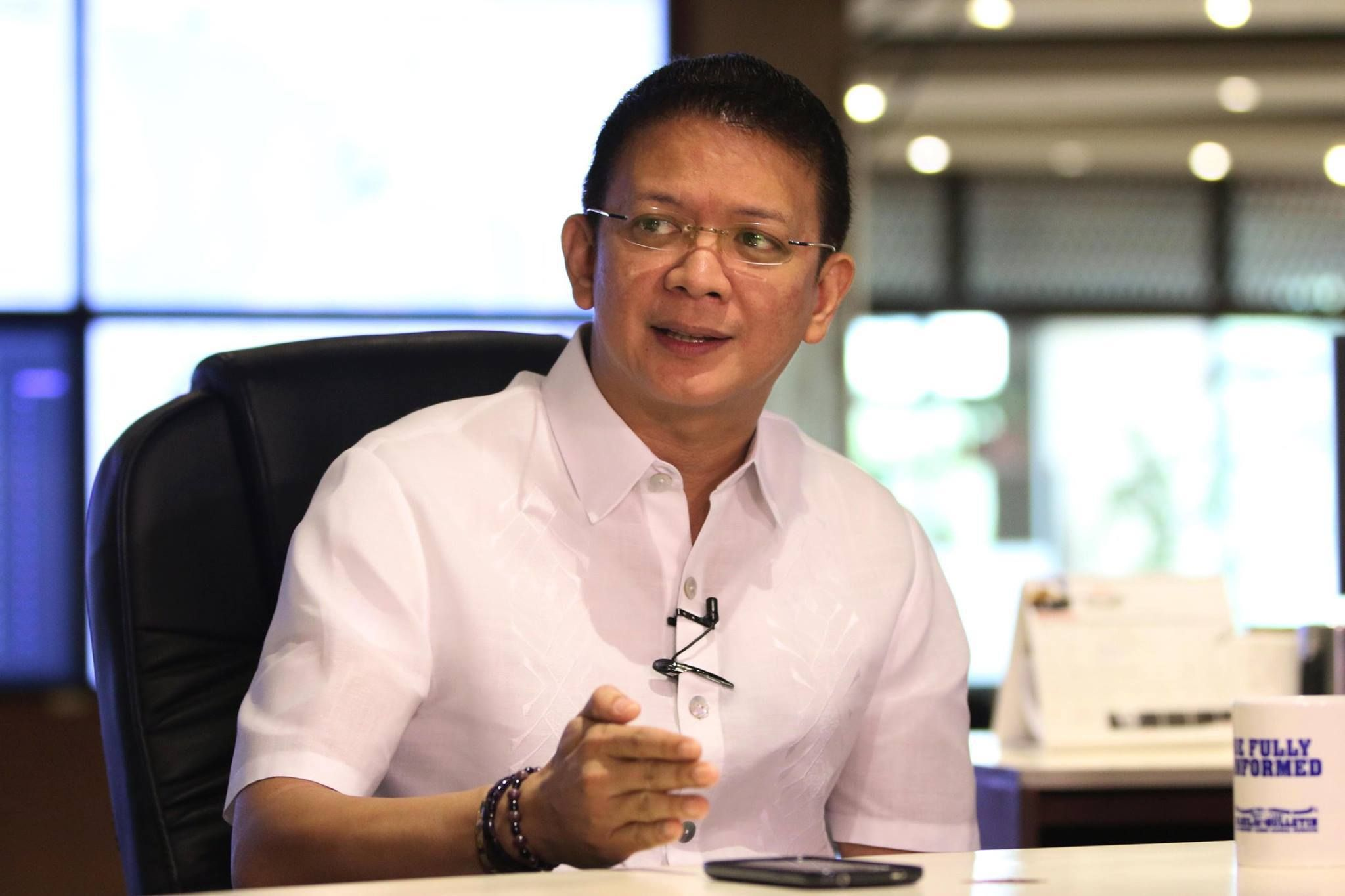 Escudero says vibrant manufacturing sector will create jobs for 2.37 million unemployed Filipinos