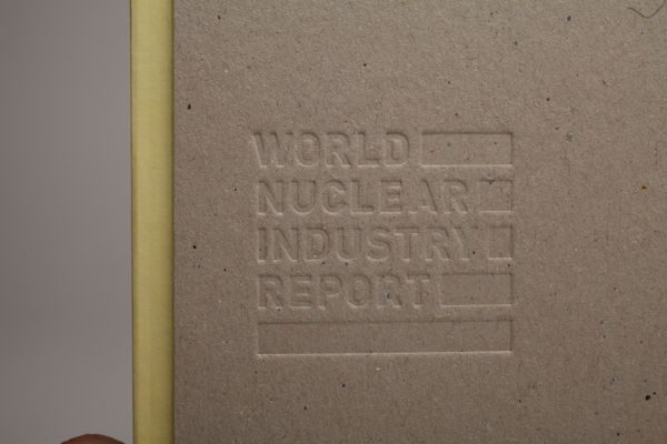 World Nuclear Report 2011–2012 (WNR) on Behance