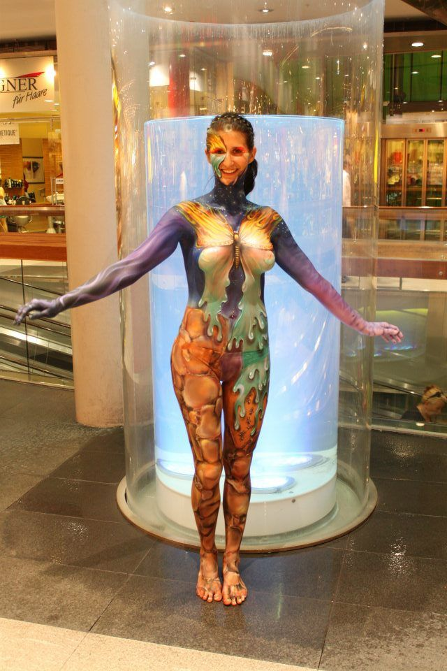 50 Mind Blowing Body Painting Art Works From World Bodypainting Festival Body Painting Body Painting Festival Body Art Painting