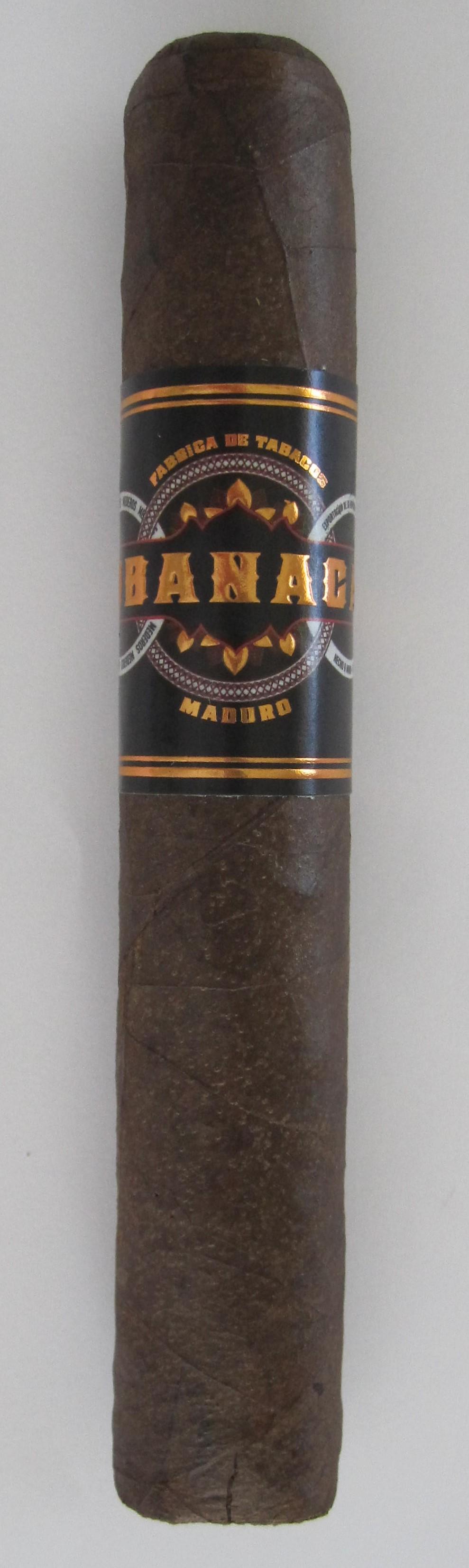 Cubanacan Maduro Cigar