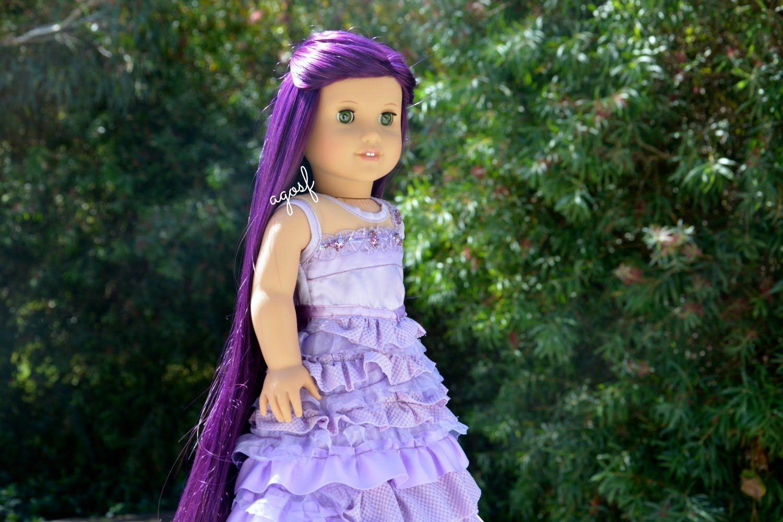 american girl | American Girl Doll Mal Disney Descendants! HD! - YouTube #americangirldollcrafts