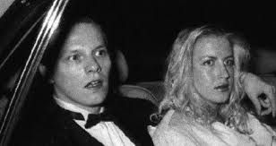 Andy Taylor & wife