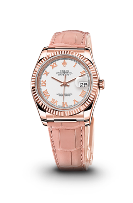 Rolex Watches For Women Leather