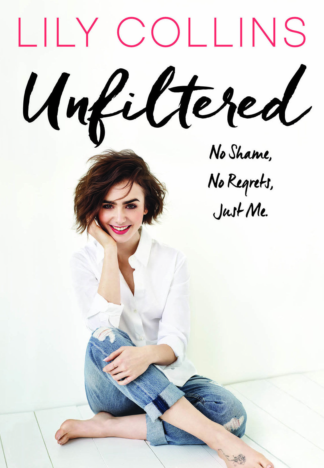 Unfiltered By Lily Collins  On Sale March 7, 2017 Online Wishlistya  Booksbooks