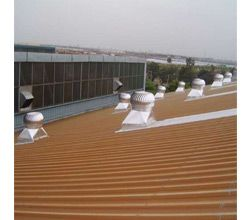 Eco Ventilator Are Designed And Engineered To Exhaust Industrial Pollutants Such As Smoke Dust Poisonous Gases H Industrial Sheds Real Estate Air Ventilator