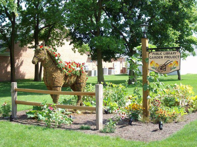 Good Community Garden Design | Life Science | Kidsgardening.org