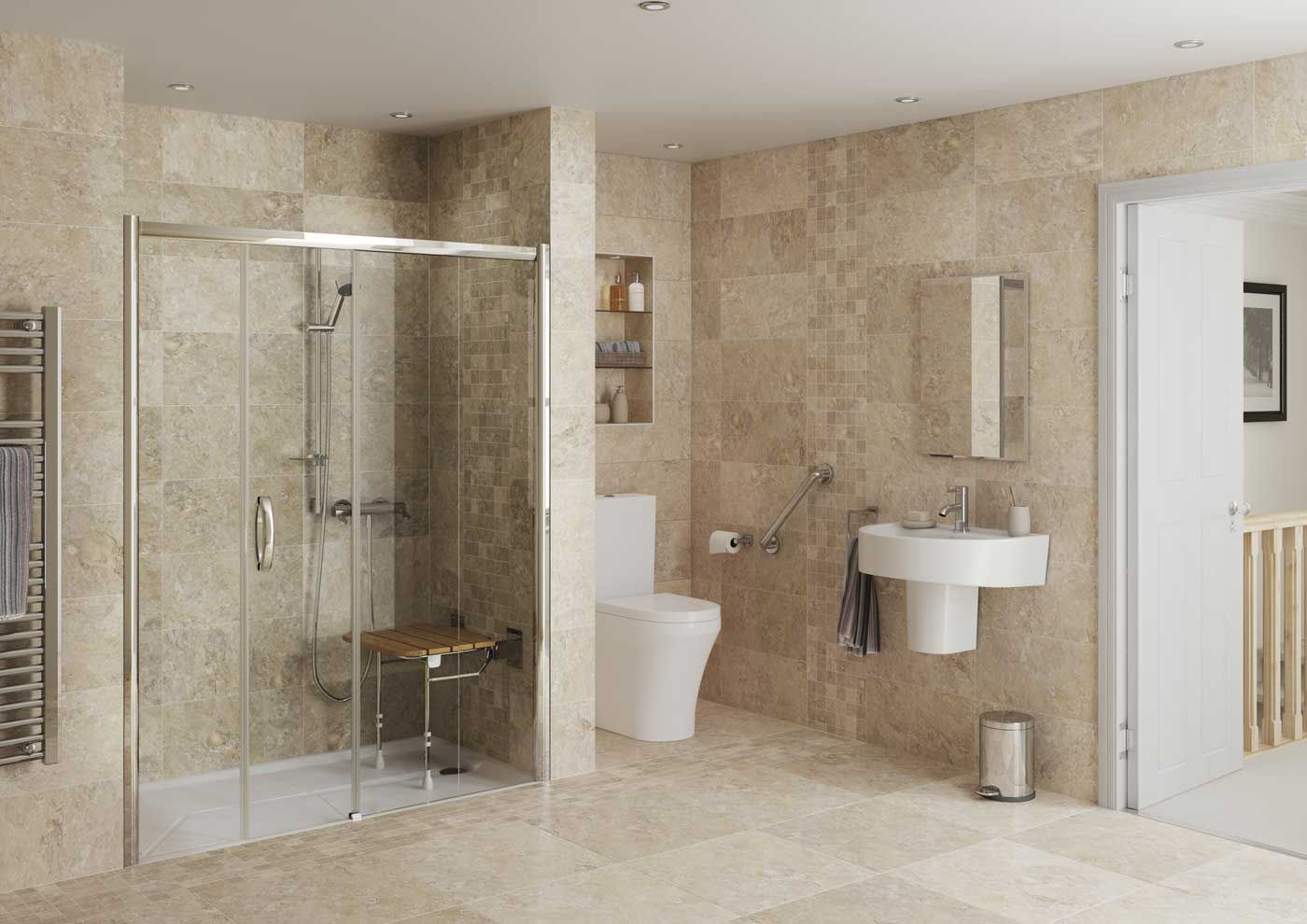 Lux Monaco Alcove Walk Shower Steam How Works This Old House