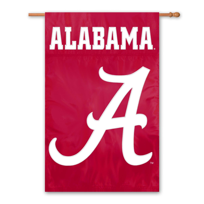 Alabama Crimson Tide Banner Flag Crimson Alabama Tide Flag Alabama Crimson Tide Alabama Alabama Crimson