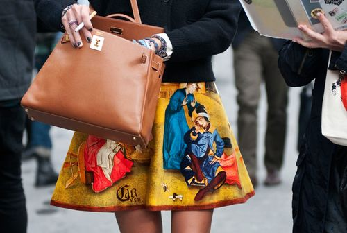 Street style details