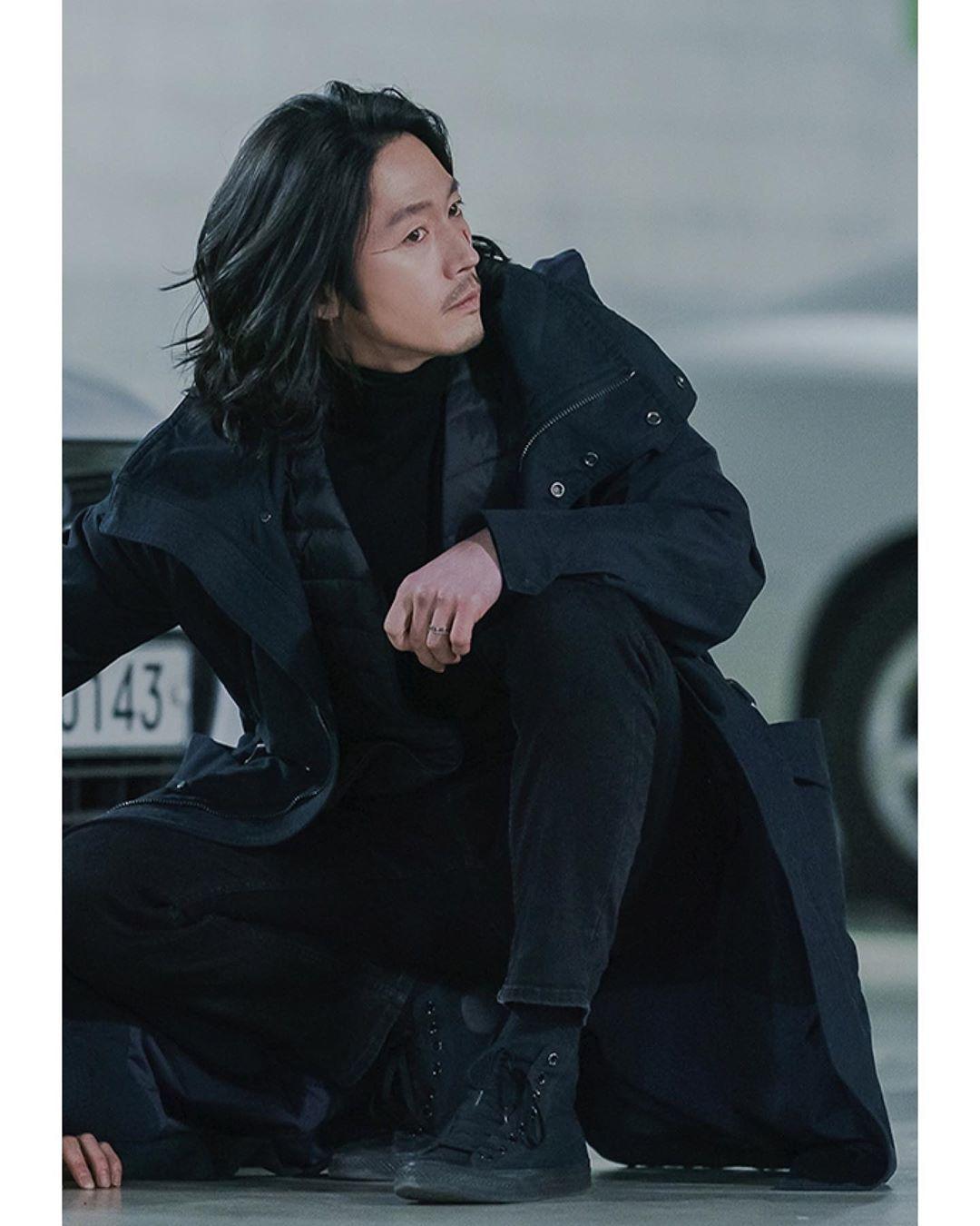 Pin by Shosho Kyu on kdrama in 2020 | Asian actors, Korean actors, Asian men long hair