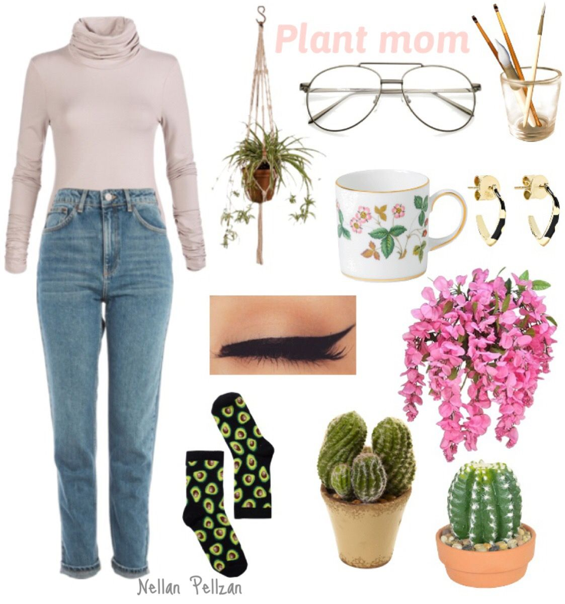 Download Mood: plant mom aesthetic | Aesthetic clothes, Aesthetic ...