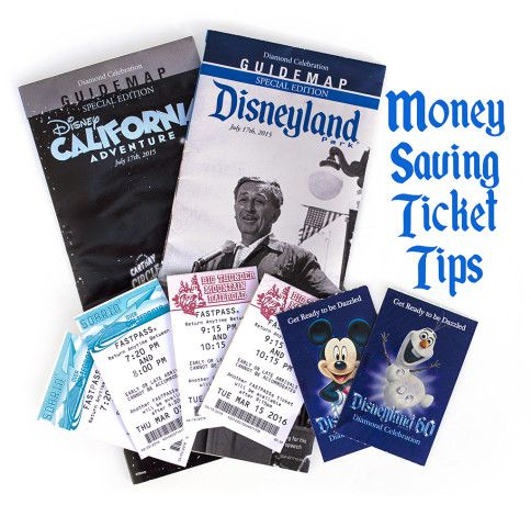 2019 Discount Disneyland Ticket Tips California Trip