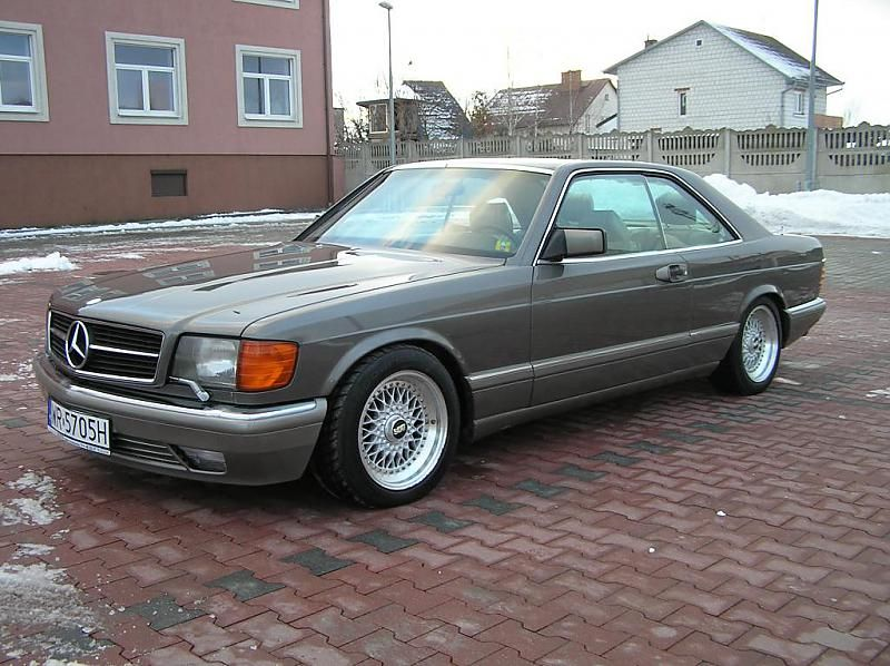 pin by k az on mercedes s coupe c126 bbs wheels. Black Bedroom Furniture Sets. Home Design Ideas
