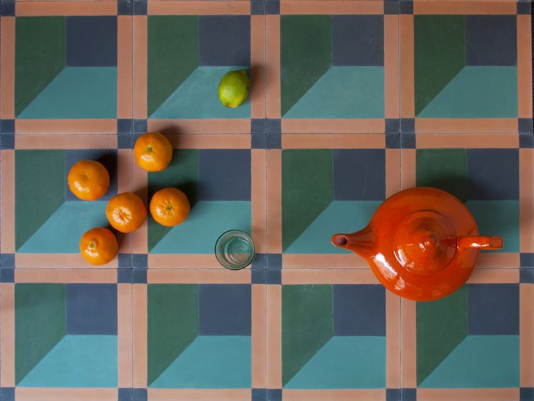 Ateliers zelij piastrelle marocchine di design piastrelle