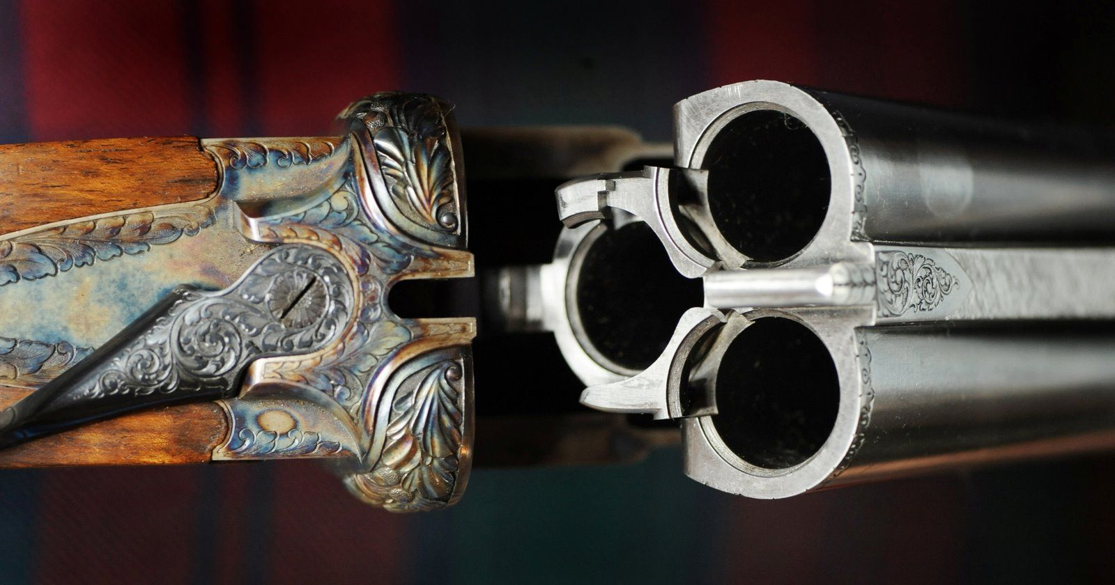Triple Barrel Shotgun by MacFarlaine | Shotguns ...