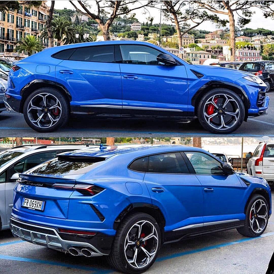 Just A Lamborghini Urus Appreciation Post Car Spotting Liguria
