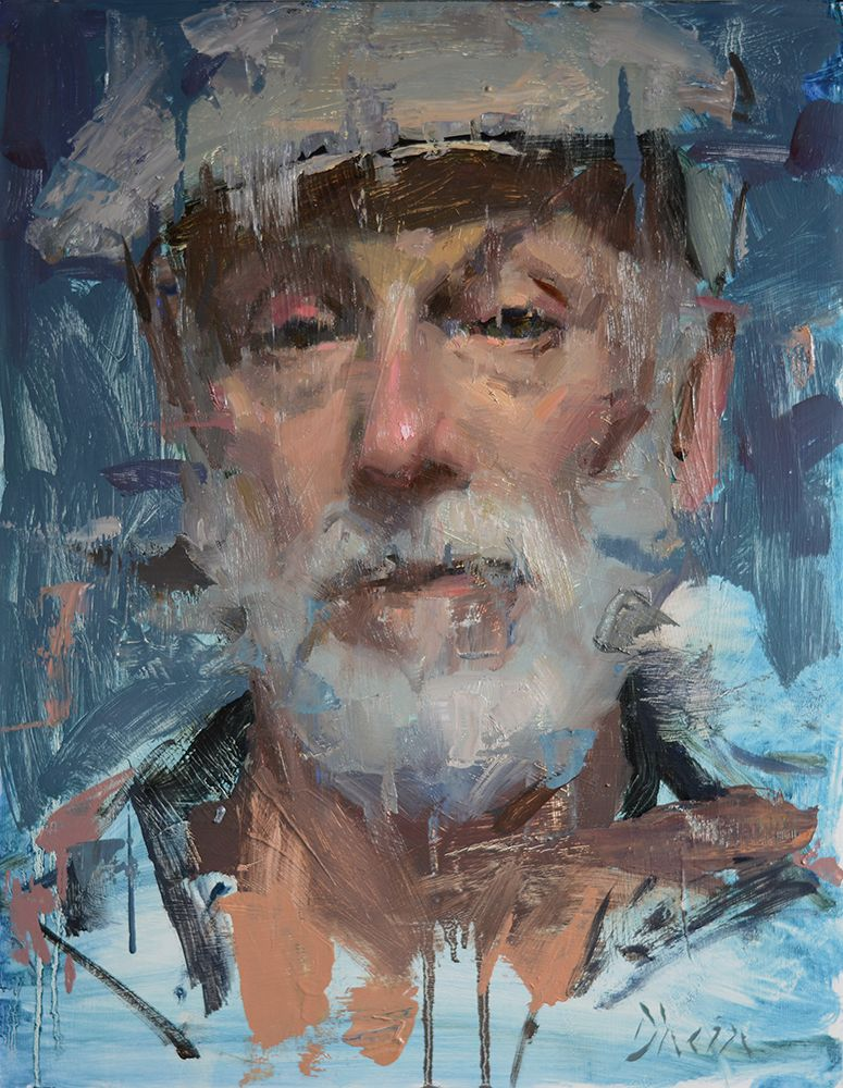 jacob dhein impressionist portrait paintings and portraits