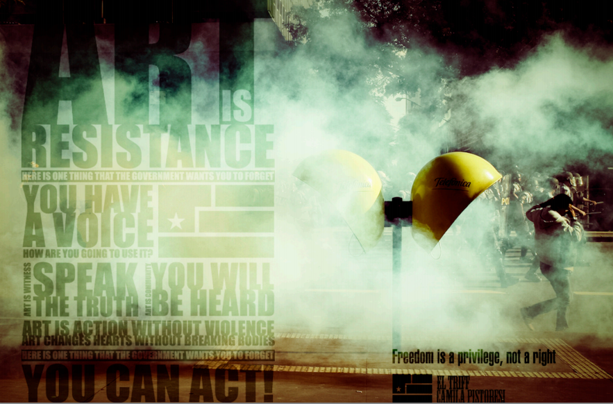 #Art Is #Resistance