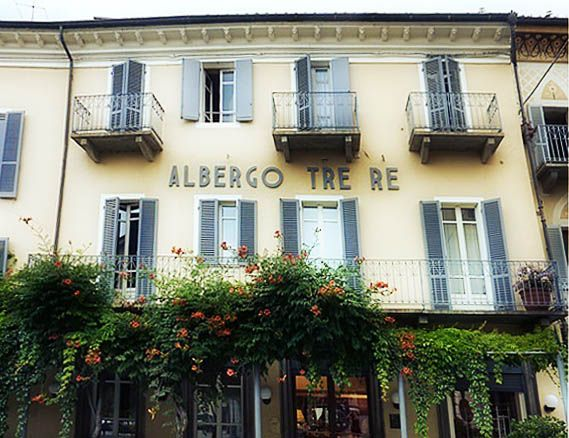 Tre Re, Castellamonte!  Best Italian Restaurant in Italy :-)