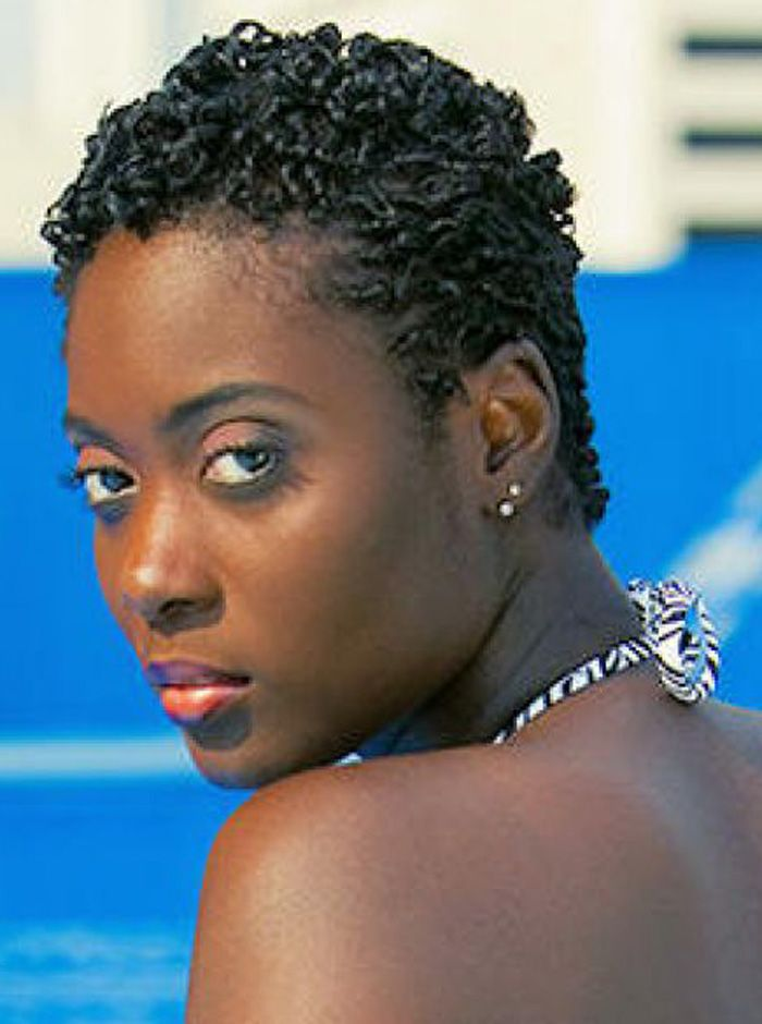Cool 1000 Images About Short Hairstyles For Black Women On Pinterest Hairstyles For Women Draintrainus