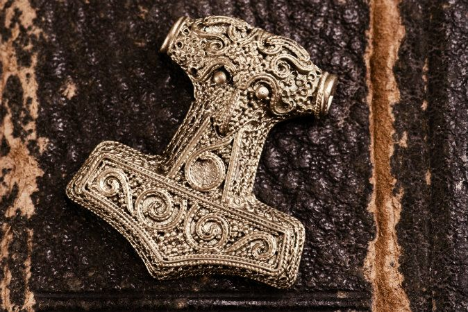 The Discovery Of A 10th Century Viking Artifact Resembling