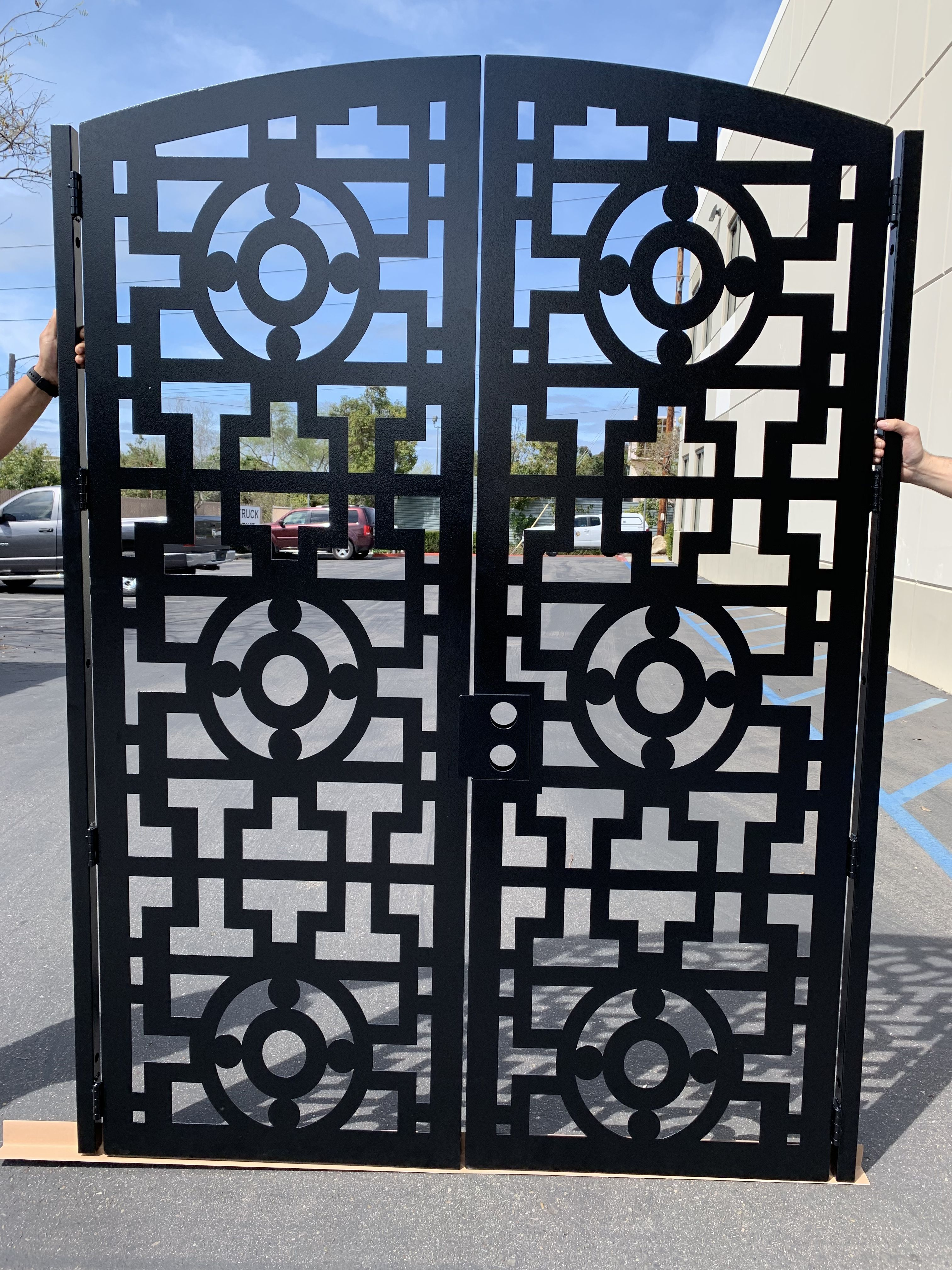Pin By Davinci Metal Gate On Metal Gate Wrought Iron Gates