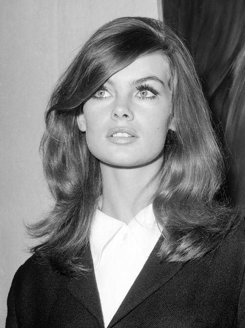 Icône: Jean Shrimpton   – Black&white