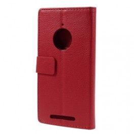 Lumia 830 punainen puhelinlompakko