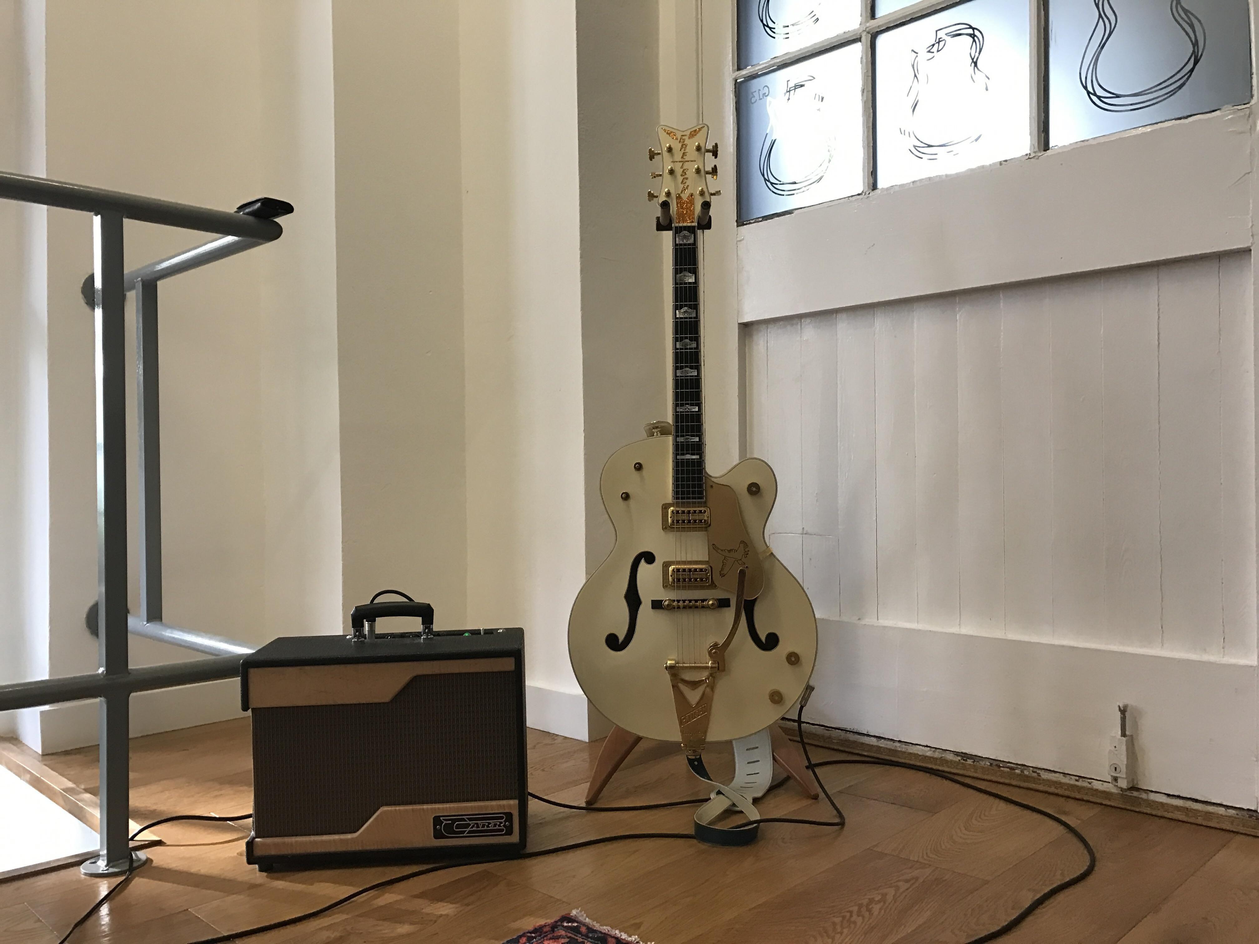 dating Gretsch gitarer hekte oransje fylke