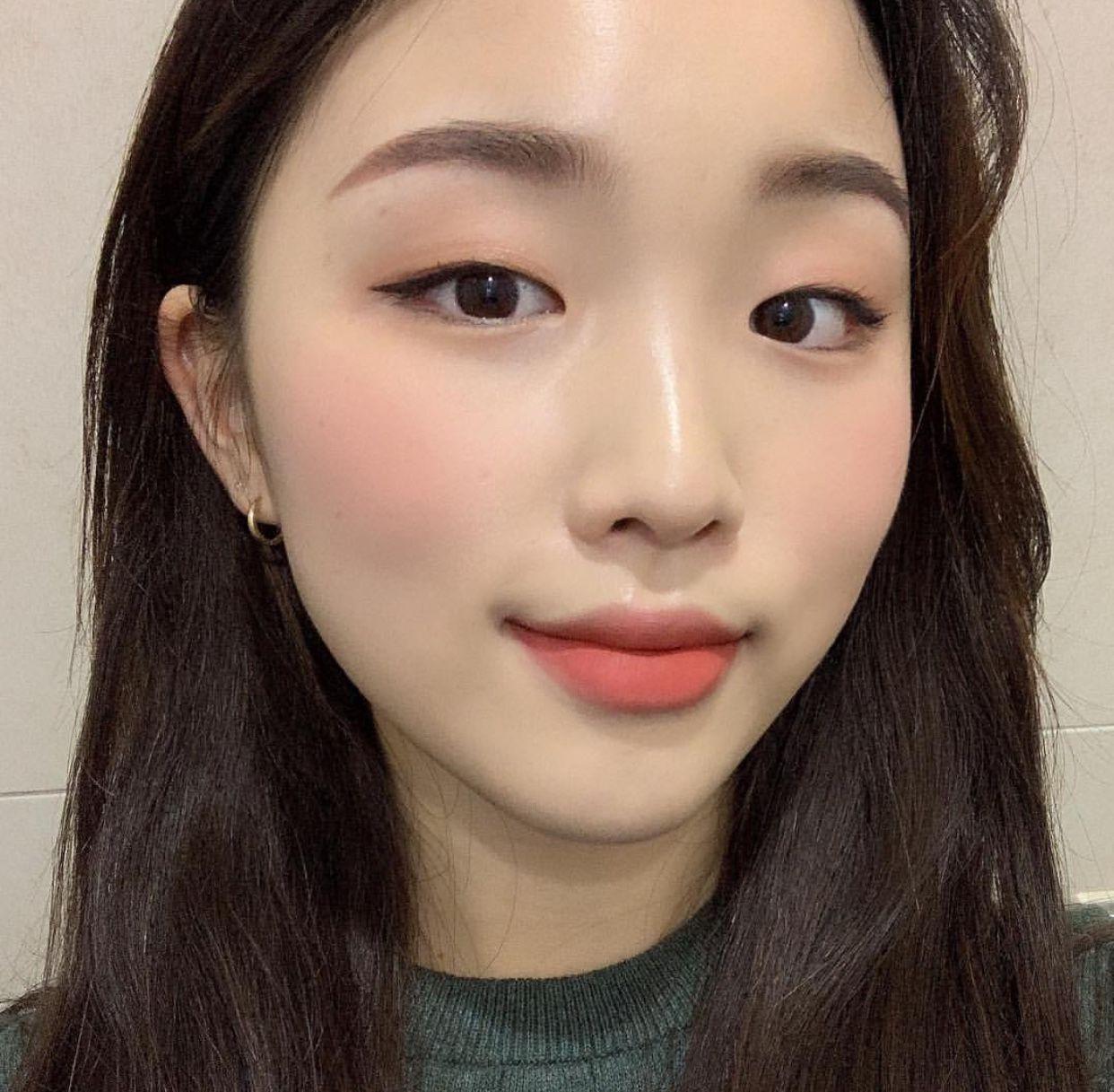 Super Natural Korean Style Makeup Korean Makeup Look Korean Makeup Makeup Looks