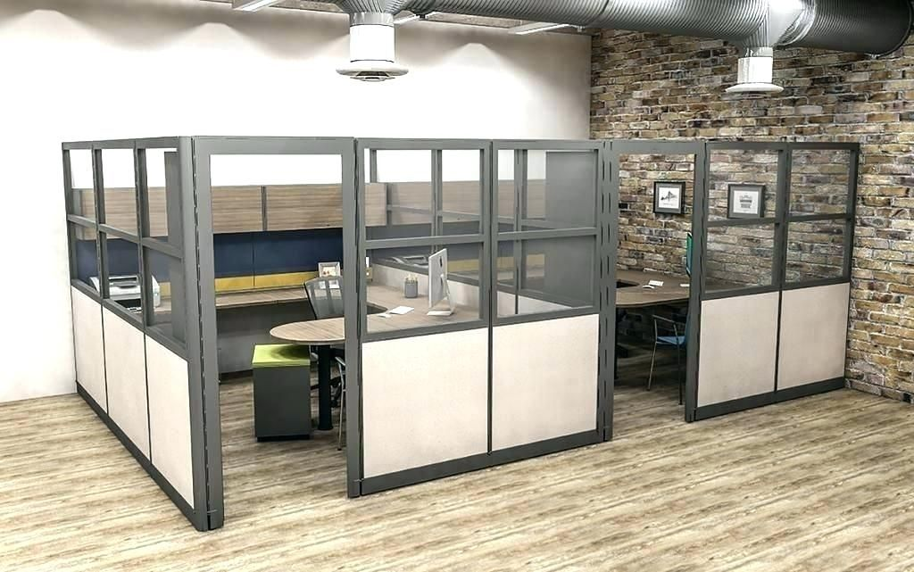 Office Cubicle Screen Door Cubical Design Ideas Cute High Wall Office Cubicle Design Modern Office Cubicle Office Remodel