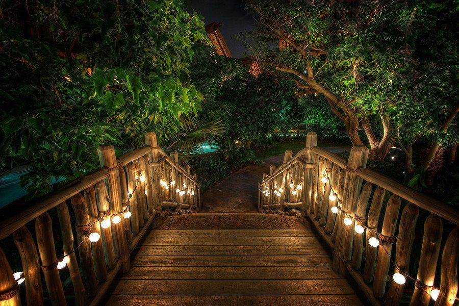 A #night shot from the #Disney resort in #Oahu.