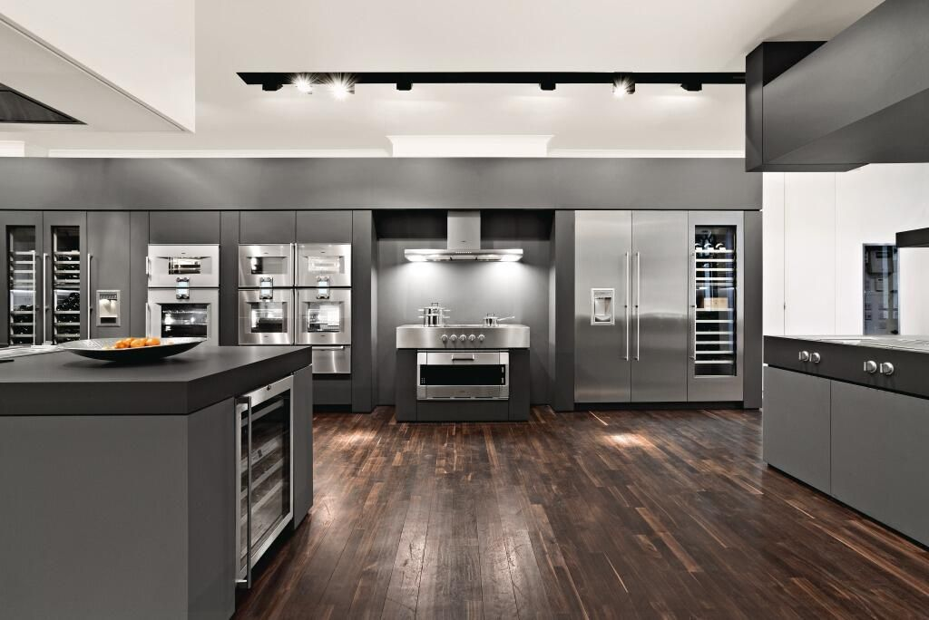 Strato Ambienti Plc On Gaggenau Kitchens Kitchen Kitchen Design