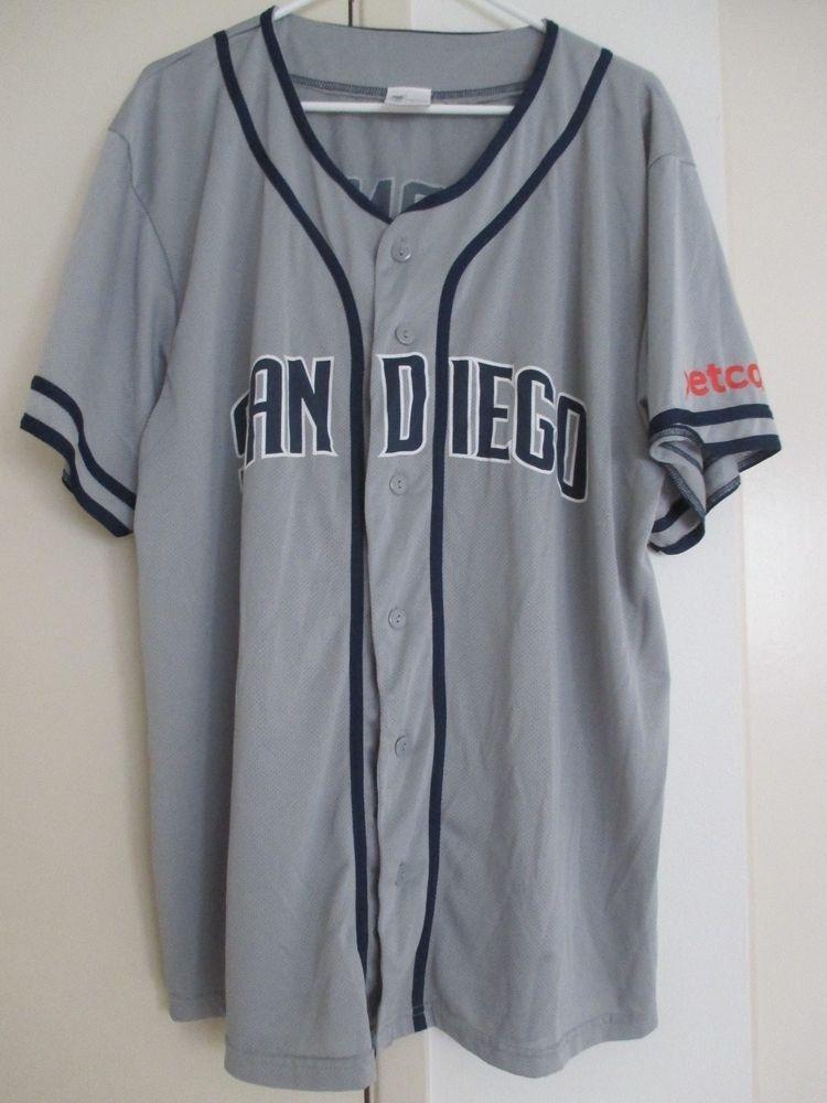 San Diego Padres replica jersey   23 Alonso gray mens womens size XL  baseball  PSG  SanDiegoPadres b70b5384b