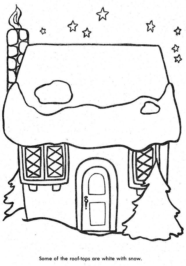 Ho-Ho-Ho Santa Coloring Book