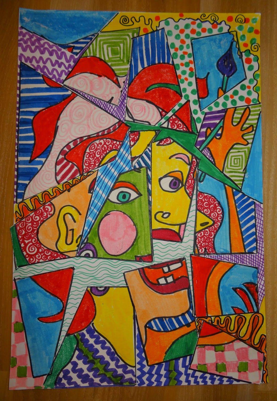 Wunderbar Kubismus Künstler Sammlung Von There